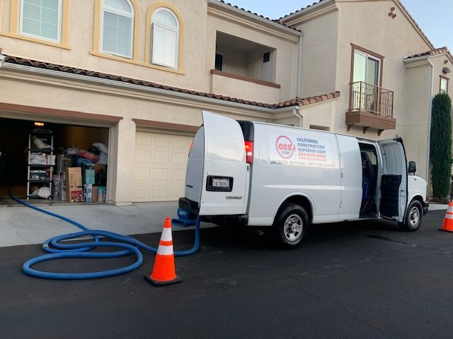 Water Damage Restoration Chula Vista CA